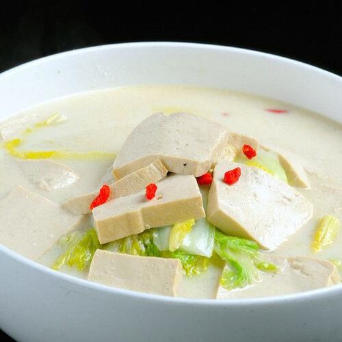 咸肉土豆煮豆腐