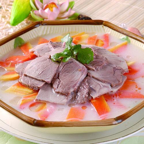 电饭煲羊肉