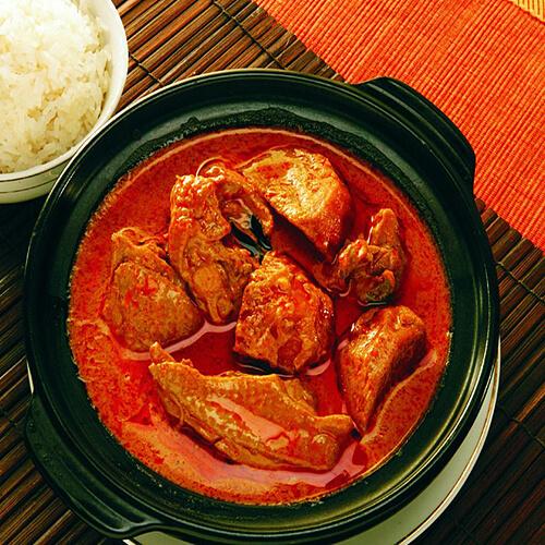 私房砂锅鸡饭