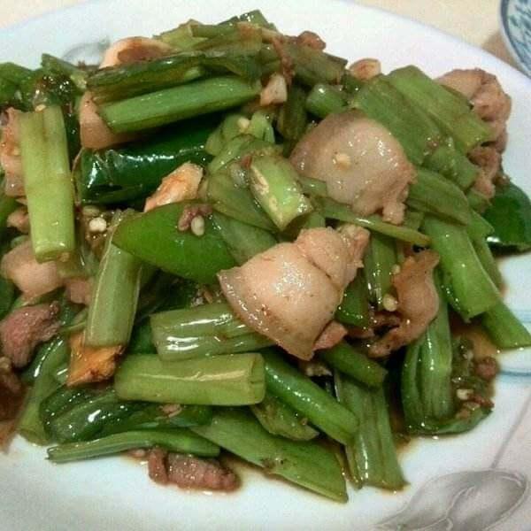广东菜炒肉