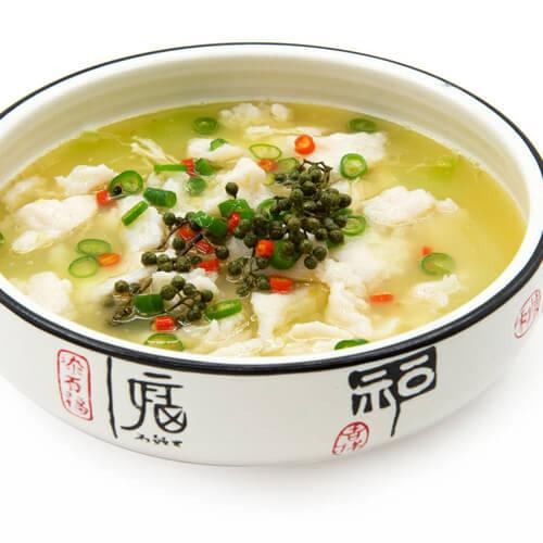 魔芋青花椒鱼