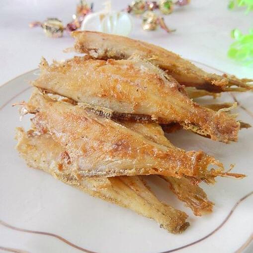 香煎橡皮鱼