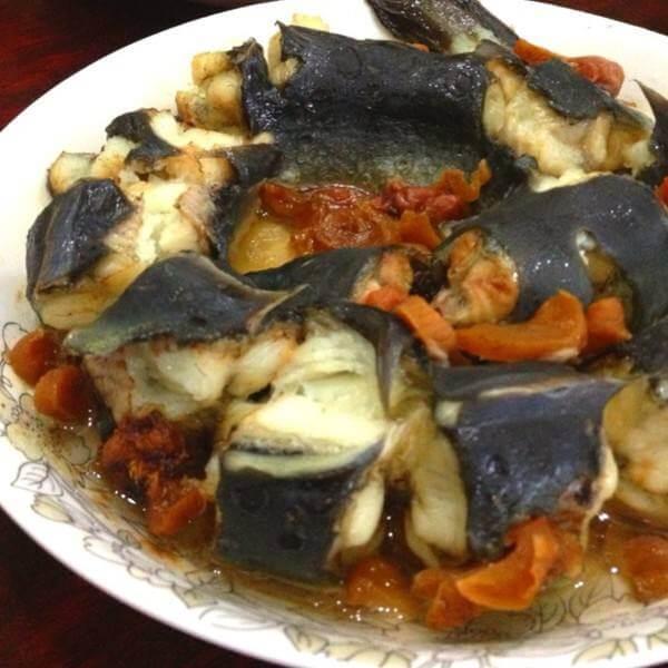 美味当归煮鳗鱼
