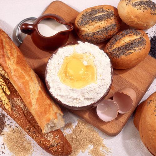 早餐果酱面包