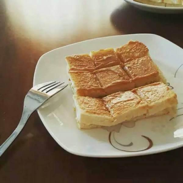椰蓉奶油吐司