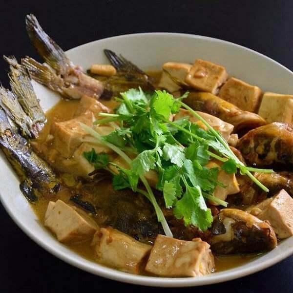 韩式辣酱焖鱼块