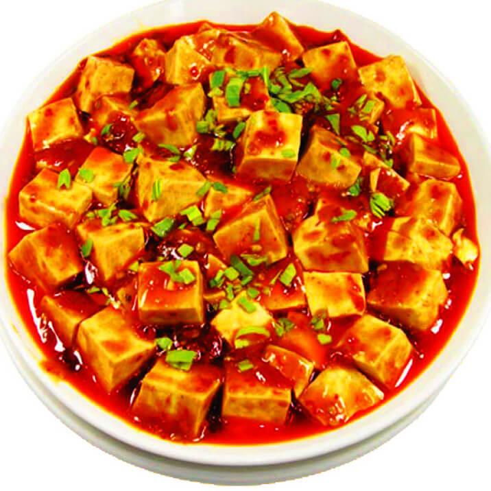 懒人版麻婆豆腐