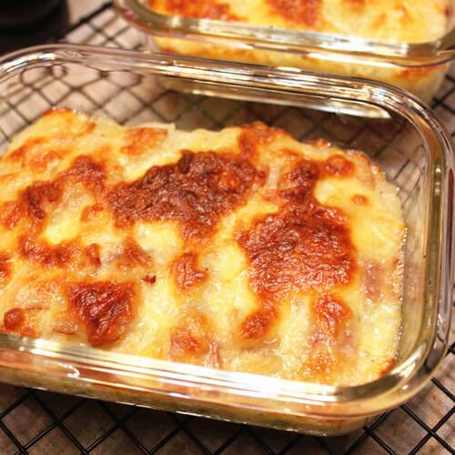 培根焗薯蓉