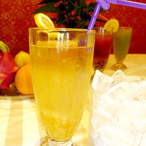 红提蜂蜜柚子饮