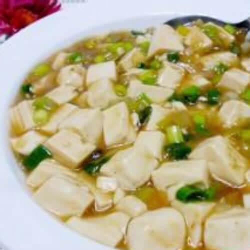 味噌豆腐鱼汤