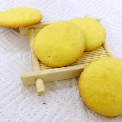 宝宝蛋黄饼干