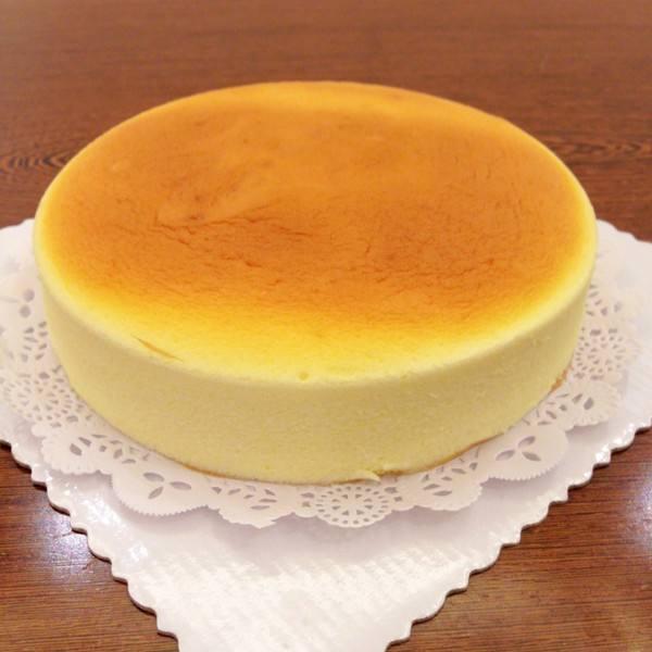 好吃的芝士轻乳酪蛋糕