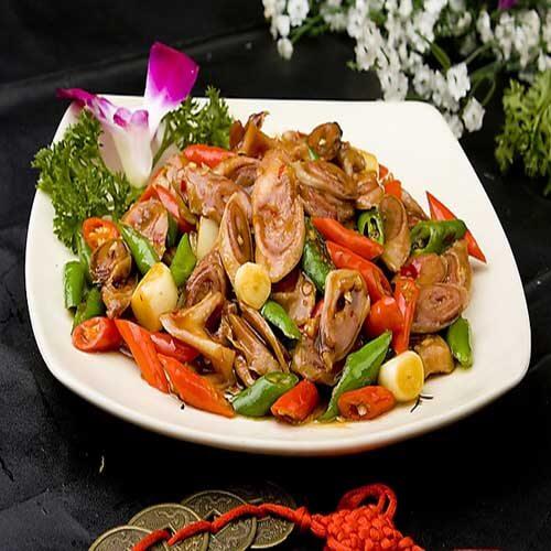 好吃的狗肉炒芹菜多少换能食谱烹饪图片