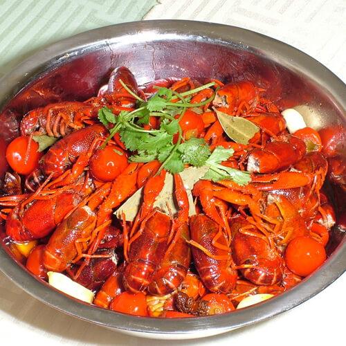 麻辣油焖龙虾