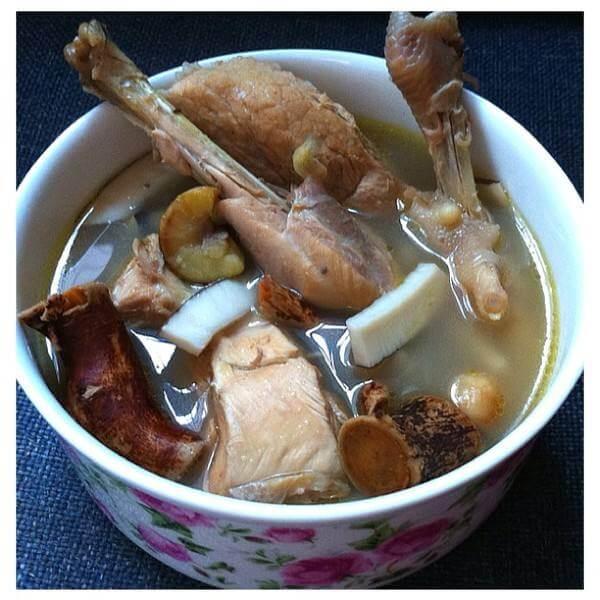 五指毛桃参芪汤
