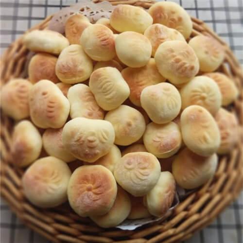 烤箱版七巧果
