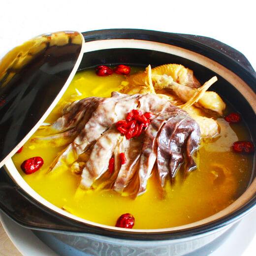 麒麟鱼片煲饭家庭版