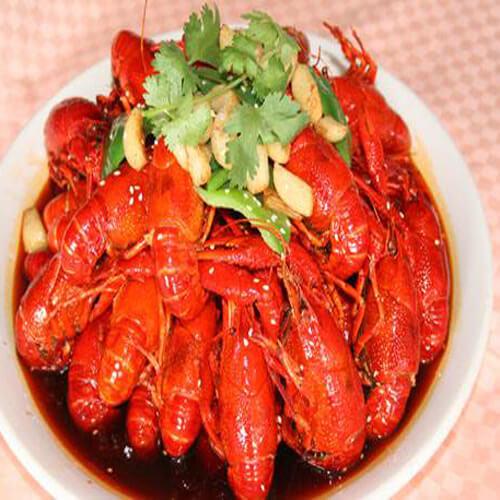 美味五香小龙虾
