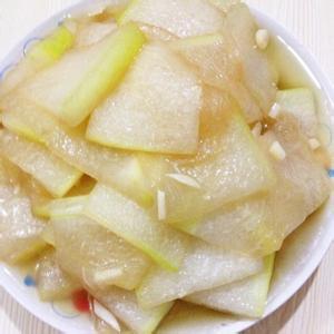 菠萝味儿冬瓜