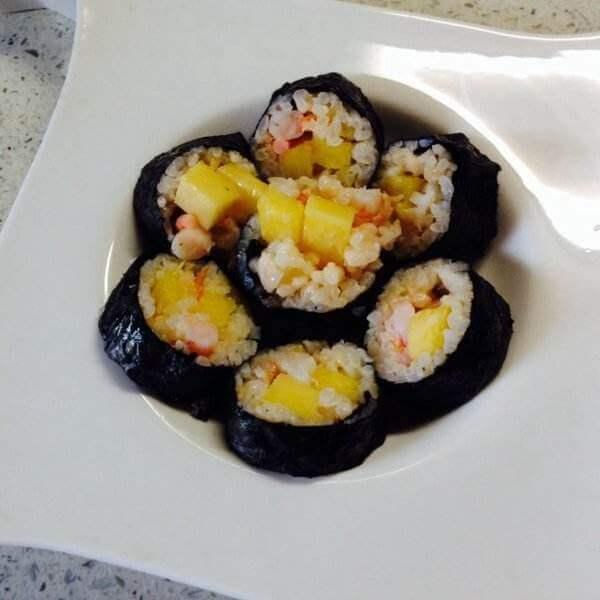 简易快手寿司