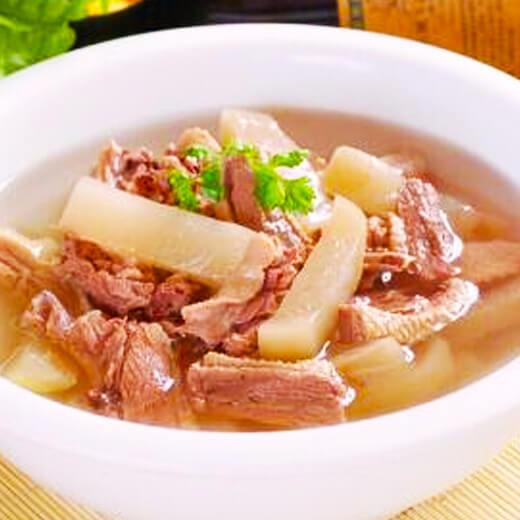 龙骨鸭子汤