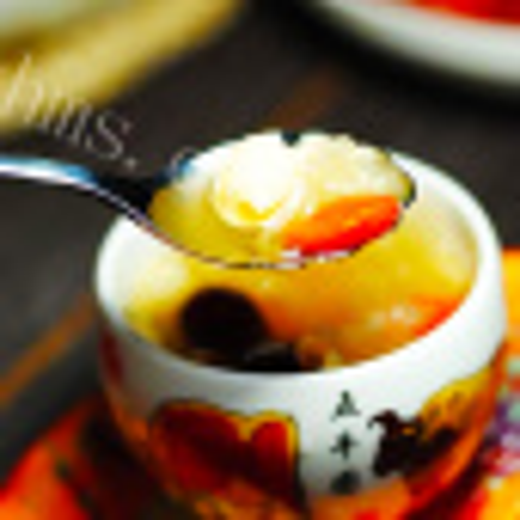 枸杞红枣莲子汤