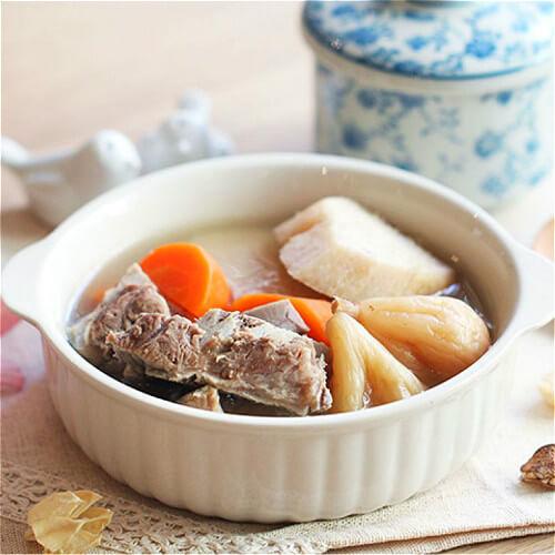 沙参玉竹煲猪骨