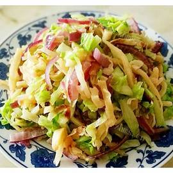圆白菜糯米饭
