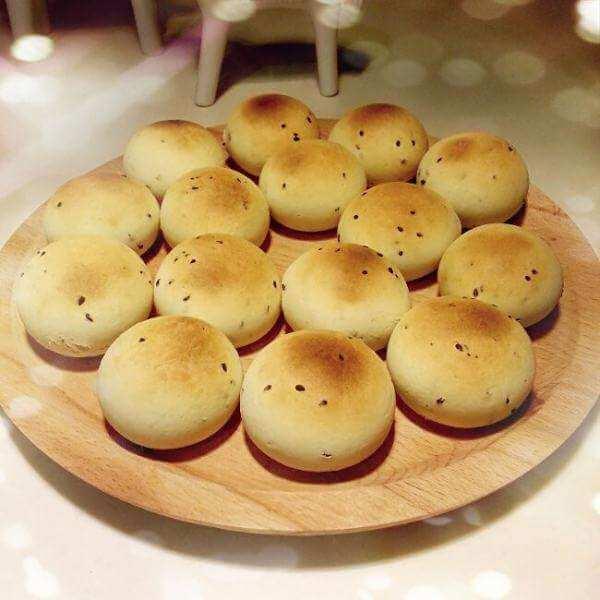 #记忆#韩式麻薯面包