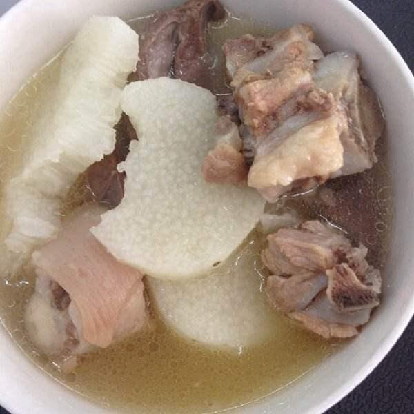 好吃的赤小豆猪尾汤