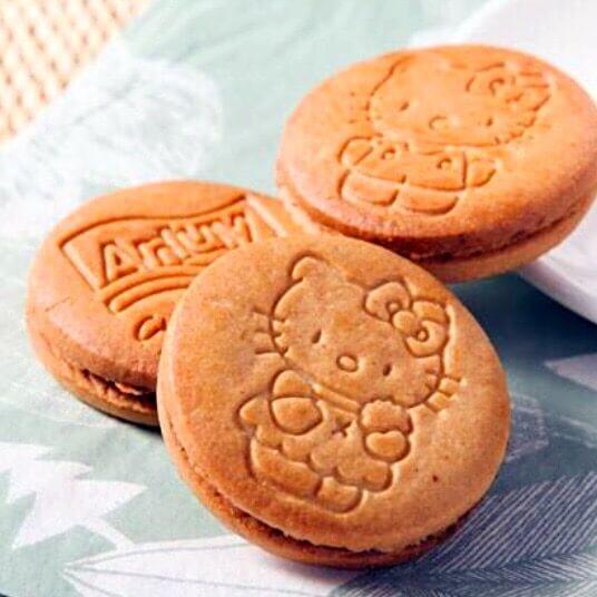 凯蒂猫饼干