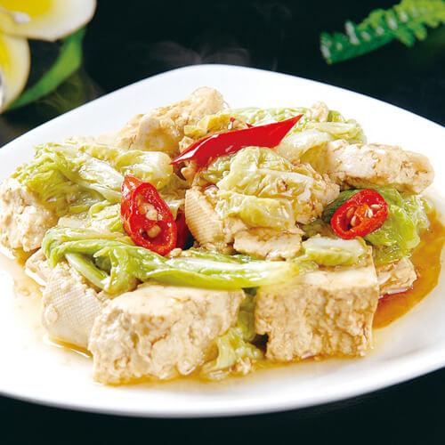 #爱美食#羊肉炒圆白菜