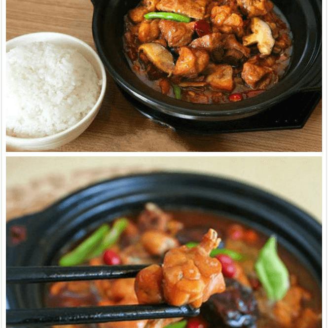 太公望红焖鸡米饭