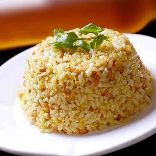 美味咖喱土豆炒饭