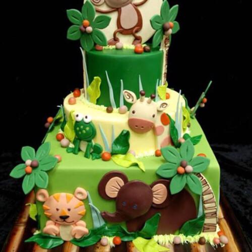 美味森林蛋糕