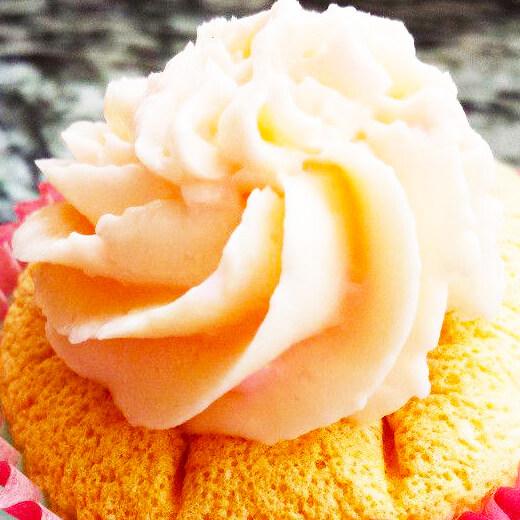 奶油霜小蛋糕