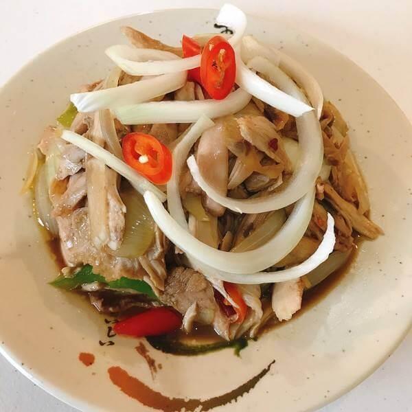 新疆本土椒麻鸡
