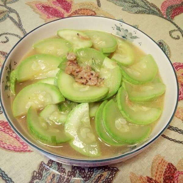 榨菜葫芦汤