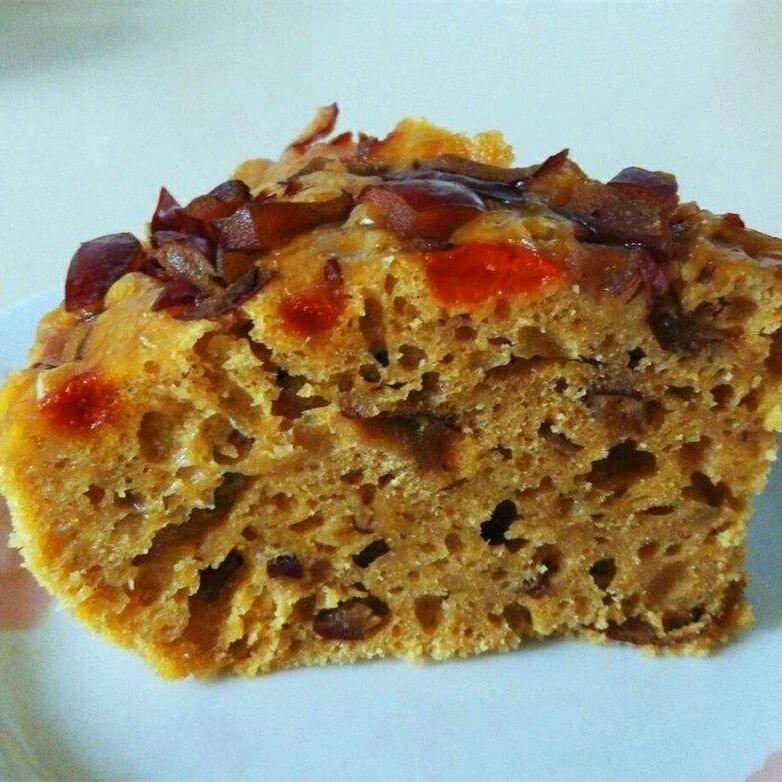 营养品枸杞红糖发糕