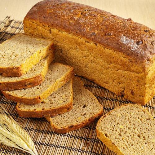 创意法国黑麦面包