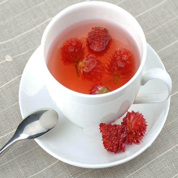 红巧梅玫瑰茶