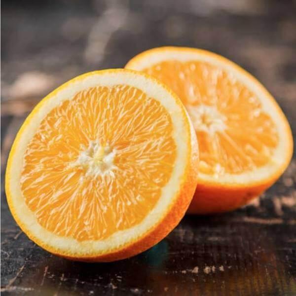 清新小橘子