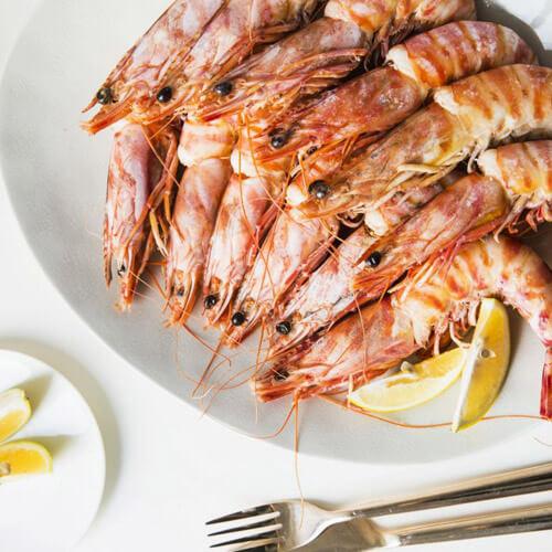 香葱炸虾虎