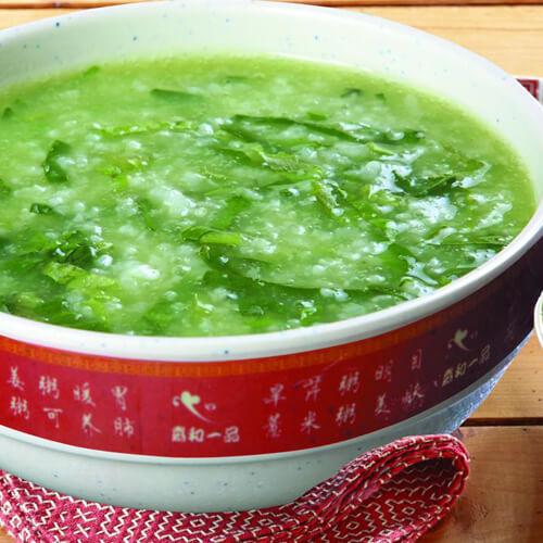 (懒人版)鲍鱼蔬菜粥