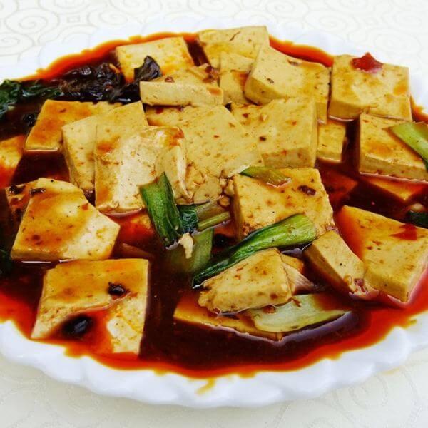 爱上炝卤老豆腐