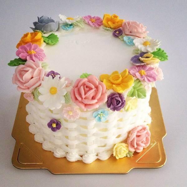 芦柑奶油蛋糕
