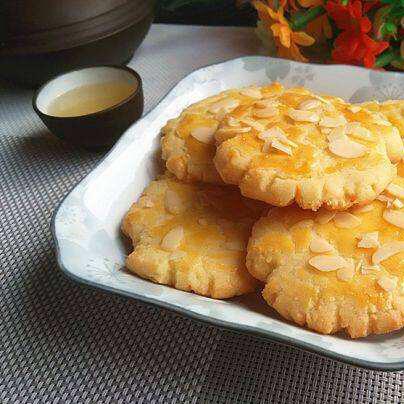 杏仁椰酥饼