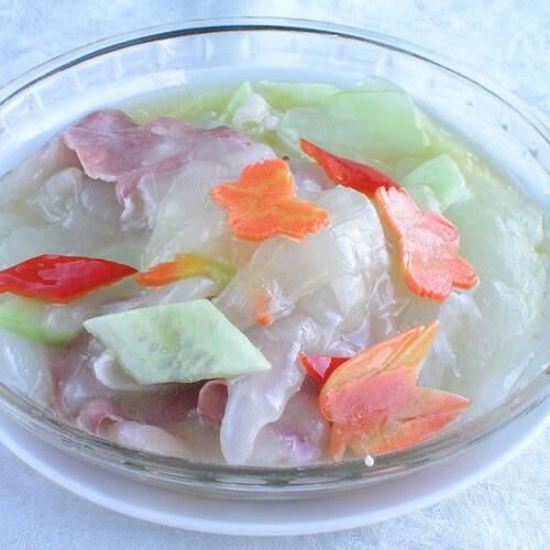 木瓜芦荟汤