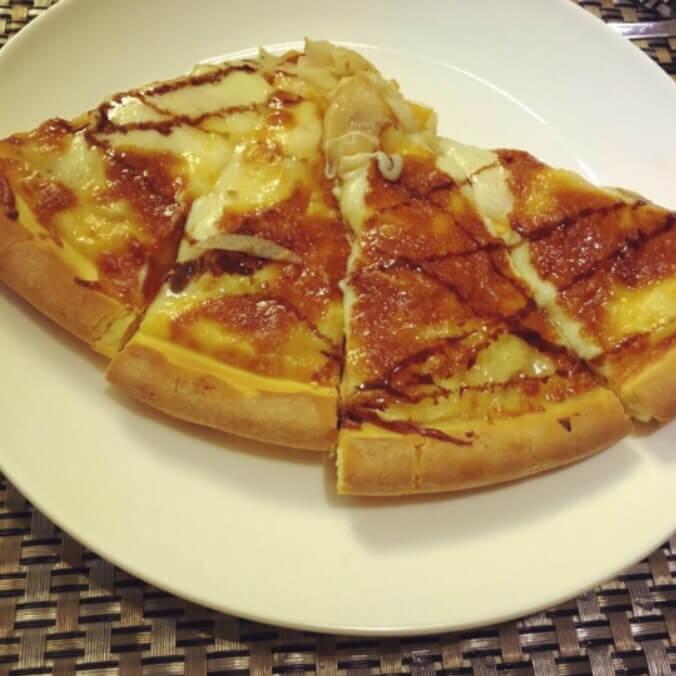 土豆丝比萨