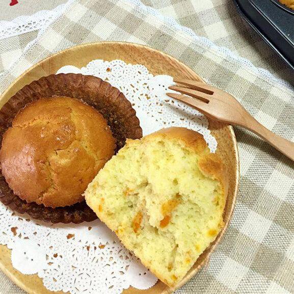 橙皮海绵小蛋糕